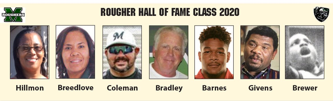 Rougher Hall of Famers 2020