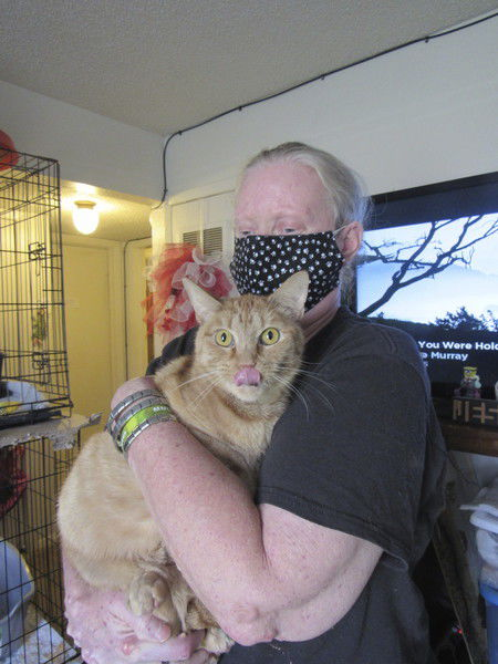 Okie from Muskogee: Miller shares love with pets, children