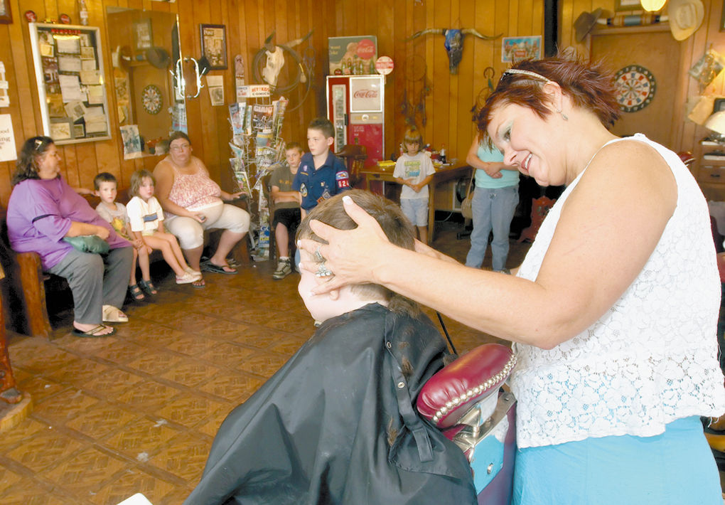 Barber Cuts Free For Back To School Archives Muskogeephoenix