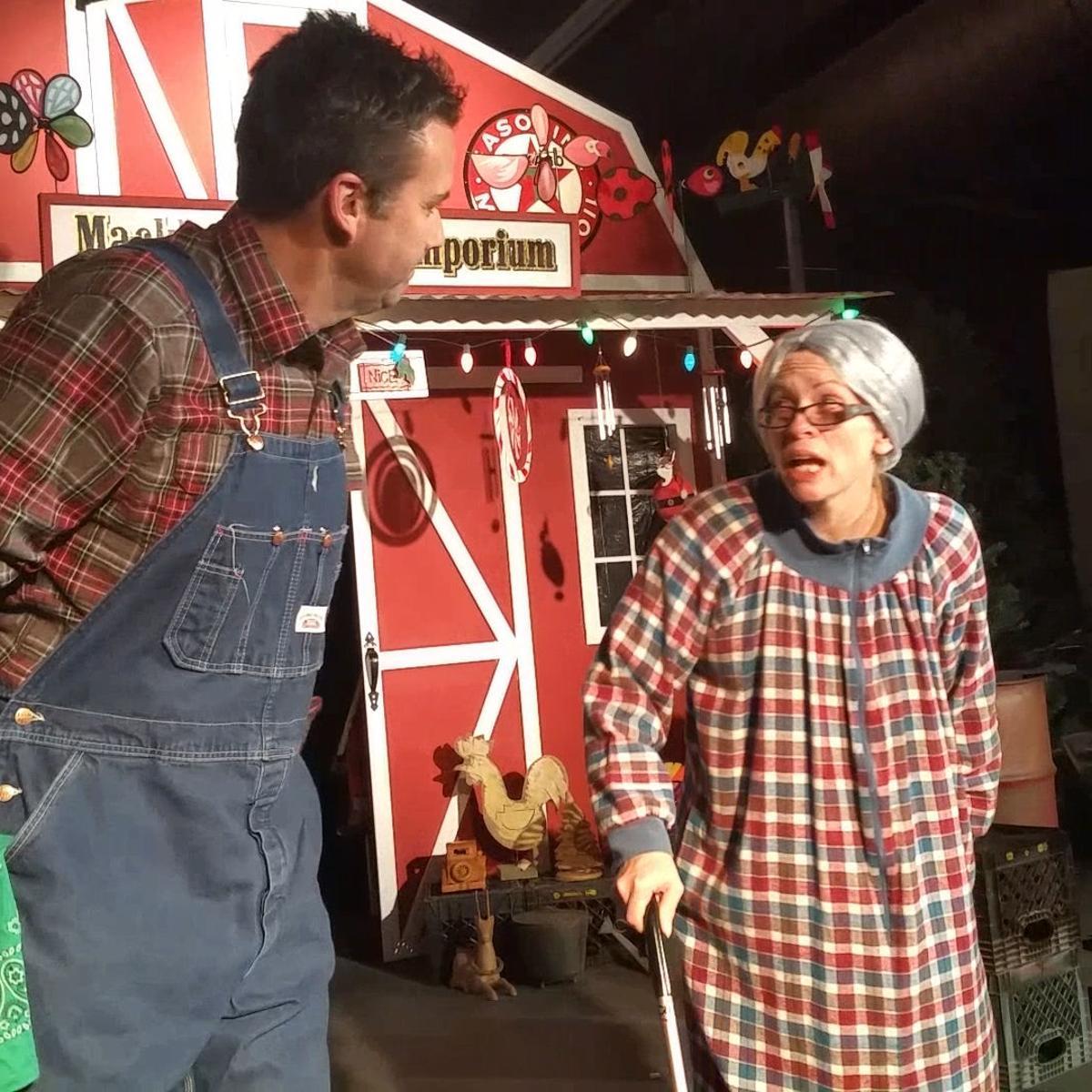 Lake Eufaula troupe presents comedy 'Fruitcakes