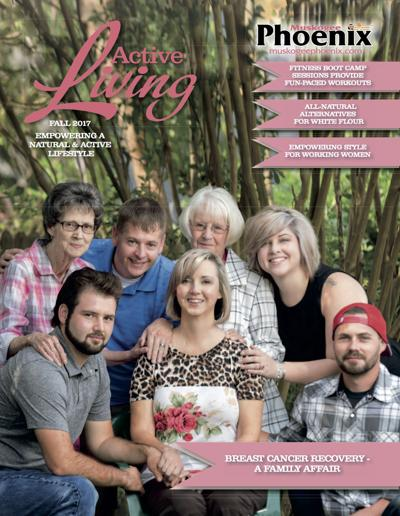 Active Living Fall 2017 cover