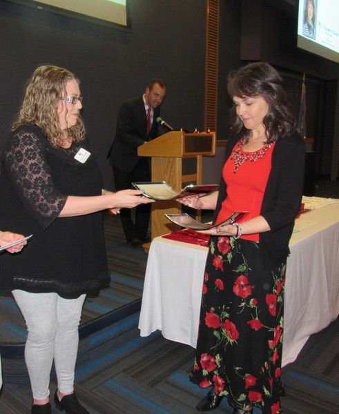 Fort Gibson selects Edwards as Teacher of the Year