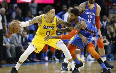 THUNDER: On the brink, at a crossroads, you name it, OKC is there and the season's in the balance