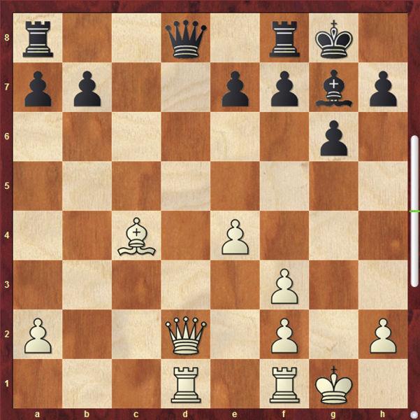 Chess Corner: Straight for the jugular
