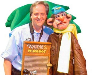 Wayne and Wingnut to perform Friday