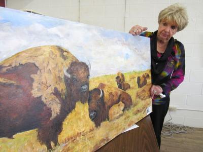 Local artist, shelter director mourned
