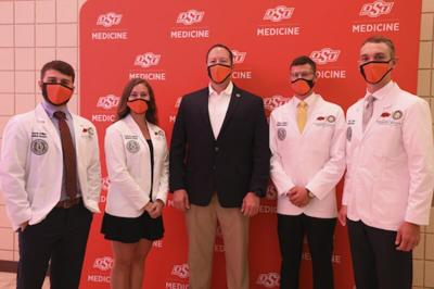OSU College of Osteopathic Medicine at Cherokee Nation celebrates first class of med school students