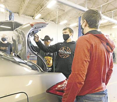Toyota donates new car to ICTC