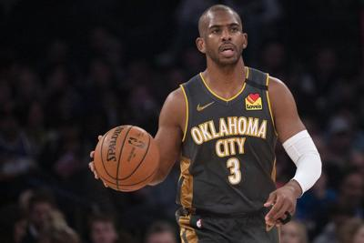 Horning: Chris Paul makes it very clear resumption of the NBA season cannot happen quickly
