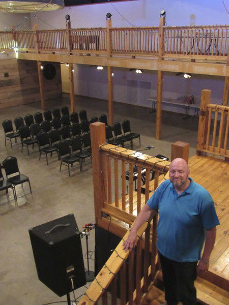 Church purchases Kilharen's Lodge to use as fellowship hall