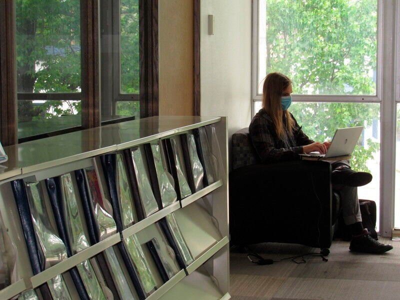 Library lifts time restriction for patrons