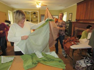 Historic dresses the focus of workshop