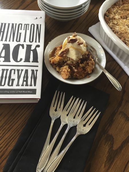 """Food by the Book: """"Washington Black"""" keeps readers on edge of their seats"""