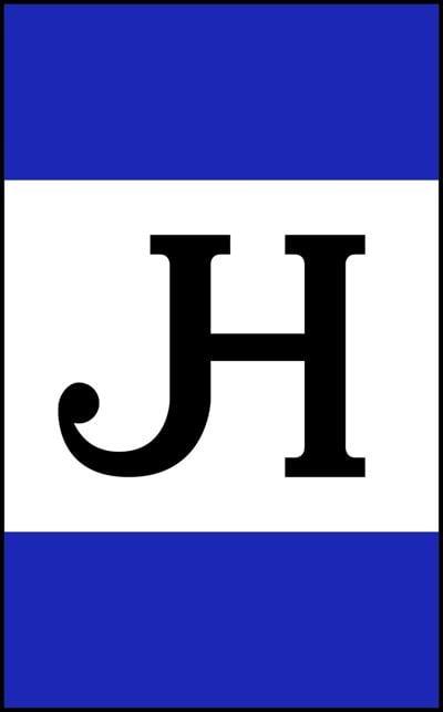 Jefferson Highway sign