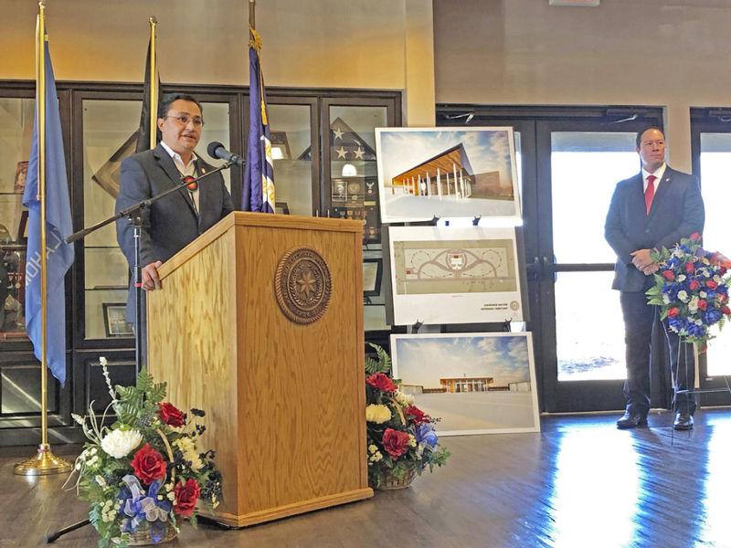 Cherokee Nation plans Veterans Cemetery