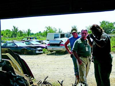 At Least Two Robbers Hit Salvage Yard Near Summit Archives
