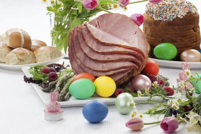 Hopping toward food safety this Easter