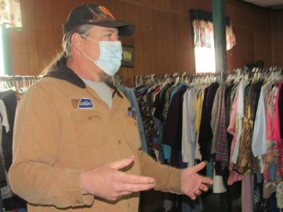 Grace Baptist Church gears up for clothing giveaway