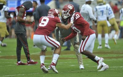 OU football: Lincoln Rileybelieves emphasis on turnovers taking deeper root