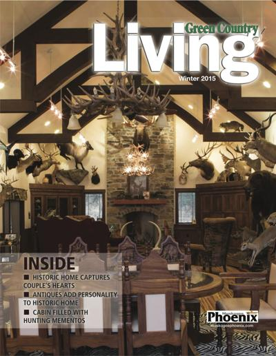 Green Country Living — Winter 2015