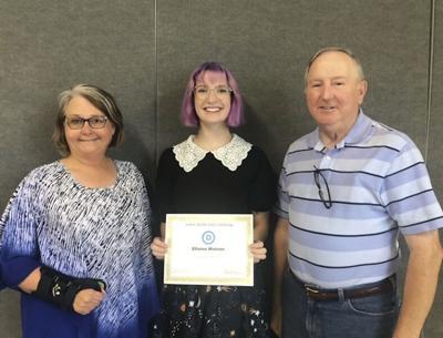Watson receives JoBeth Michele Haley Memorial Scholarship