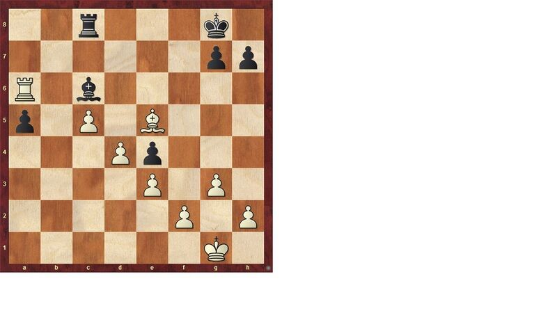 Chess Corner: Like horses to a post