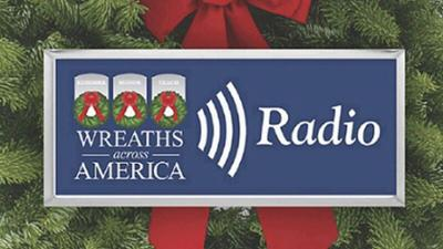 Wreaths Across America Radio to air holiday greetings from deployed troops