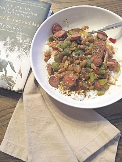 FOOD BY THE BOOK: Myth of 'Lost Cause' has been pervasive throughout our lifetime