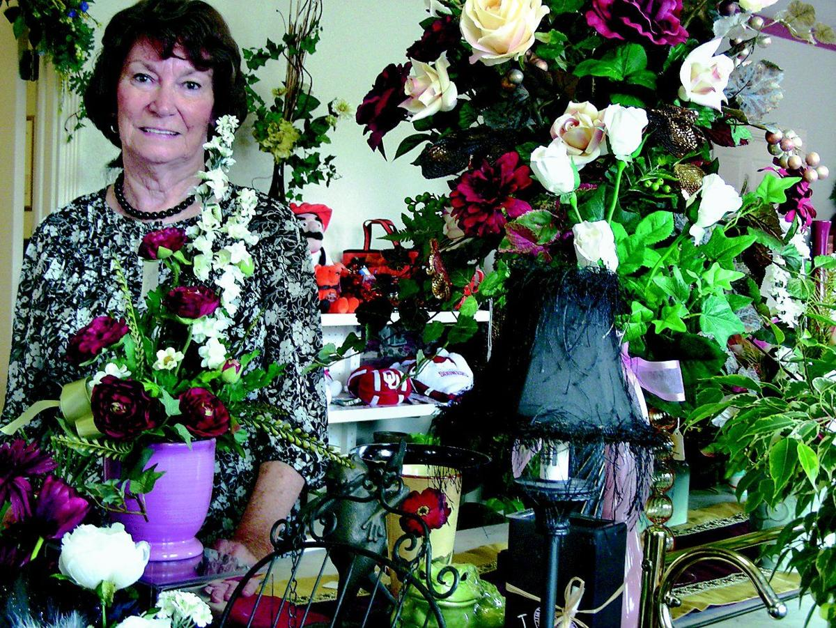 Flower Power — Okie from Muskogee takes pride in flower business ...