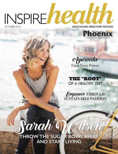 Inspire Health October 2016 Cover