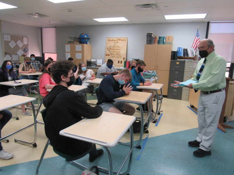 MHS students critical of possible mandatory citizenship test