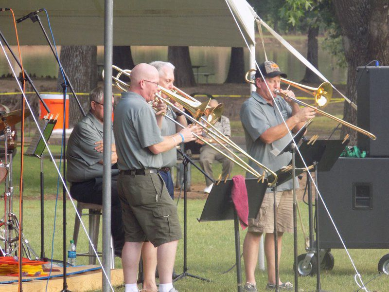Grant funds, alumni band help provide instruments to students in need