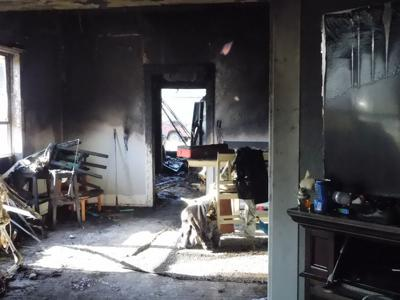 Family plans to rebuild following fire