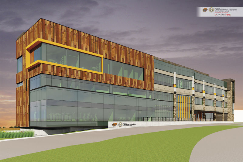 Cherokee Nation, OSU to celebrate topping out of new medical school