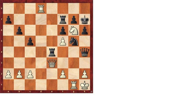Chess Corner: The Bermuda rectangle
