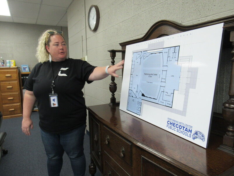 Checotah voters to consider $8.5 million bond issue