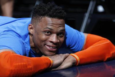 THUNDERNOTES: Westbrook responds to young fan's poke with tact
