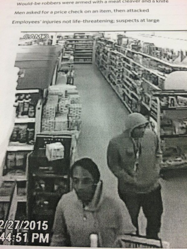 Muskogee teens wanted in robbery spree