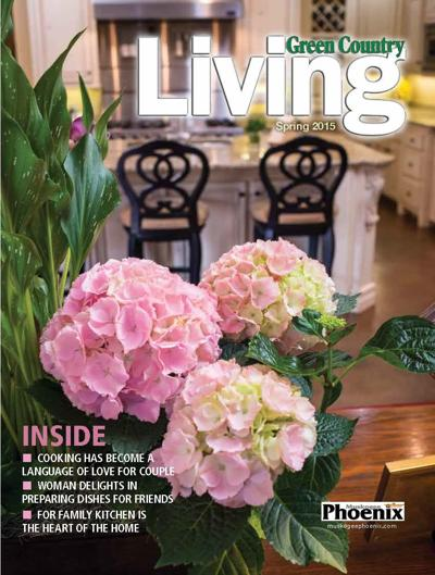 Green Country Living — Spring 2015
