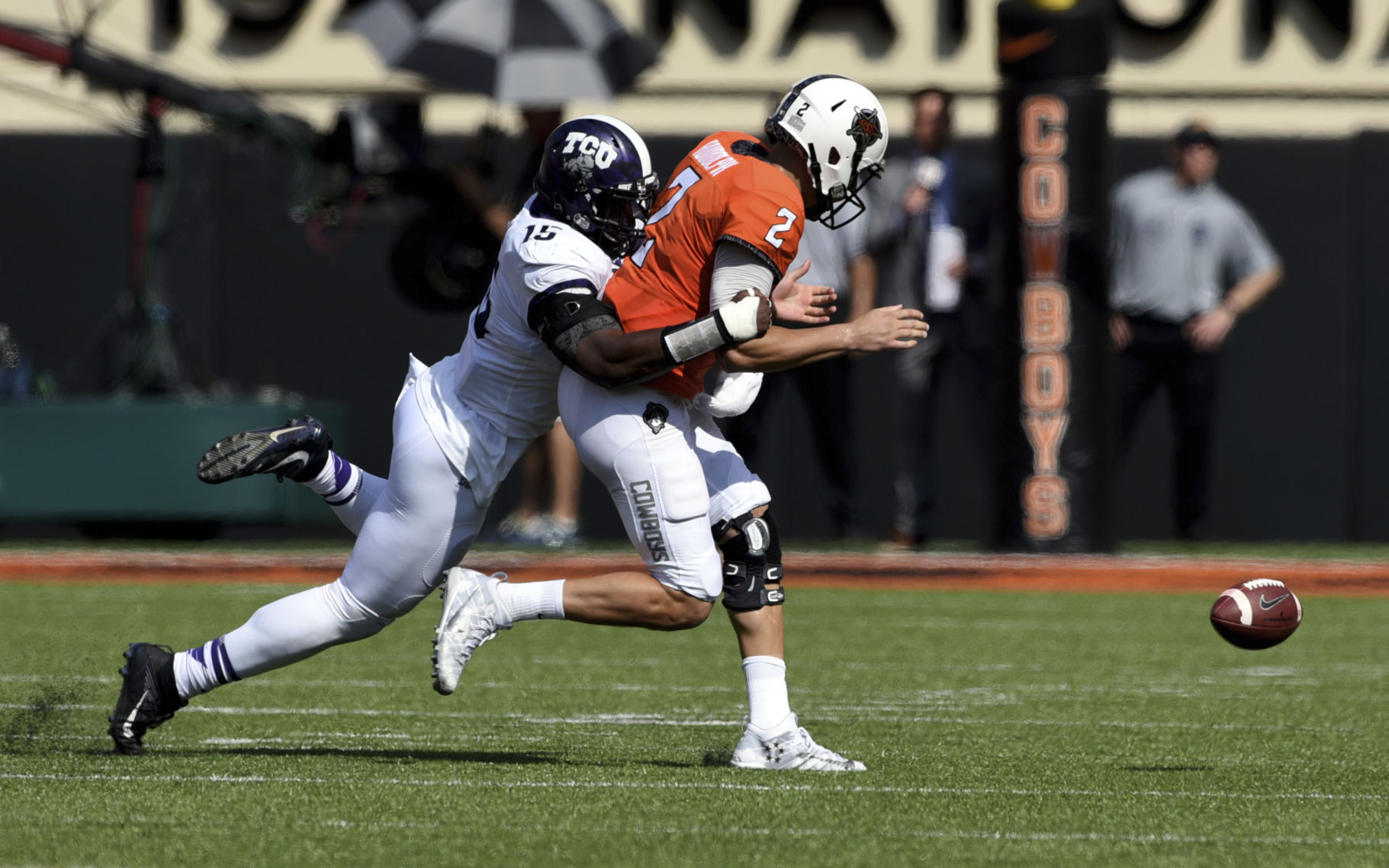 Dallas Morning News expert panel unanimously picks Oklahoma State to defeat TCU