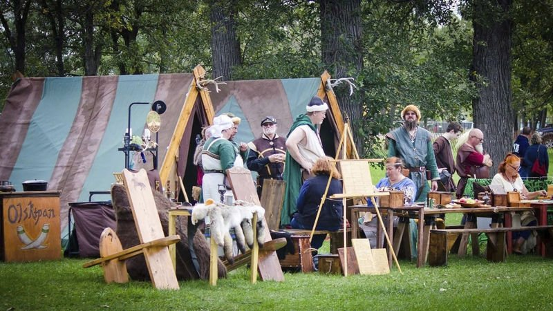 Heavener to host Viking Festival
