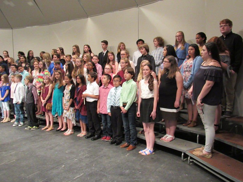 District's top students, educators honored