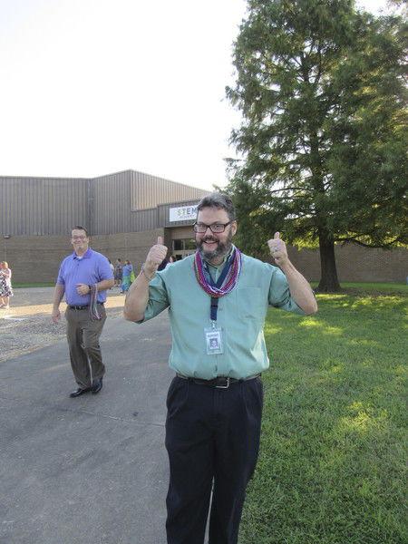 Muskogee students head back to school