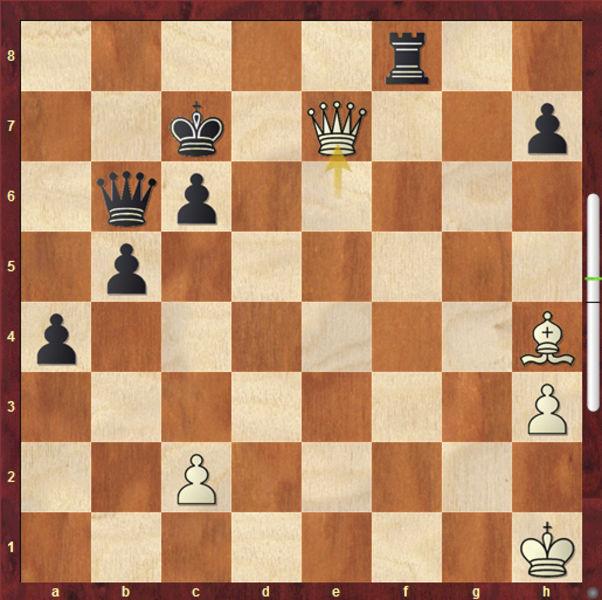 Chess Corner: The better part of valor