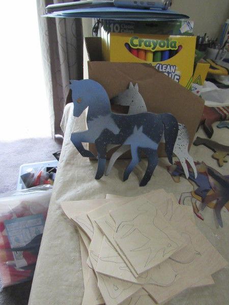 Sky Pony workshop celebrates Children's Sabbath