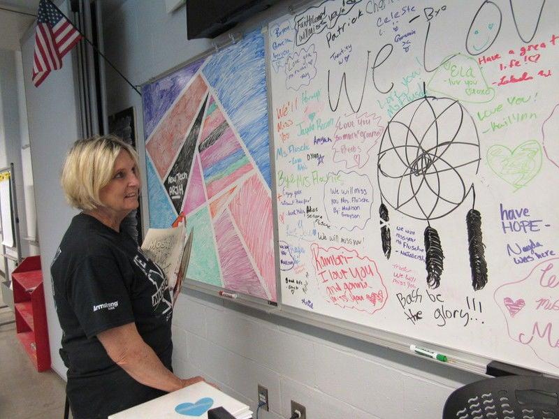 Okie from Muskogee: Flusche retires from teaching