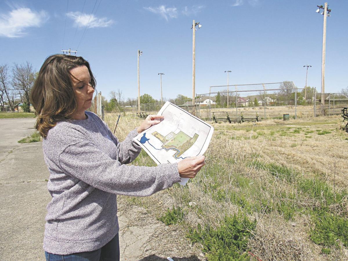 City plans for Grandview Park