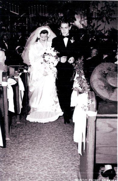 Couple celebrates 70 years together