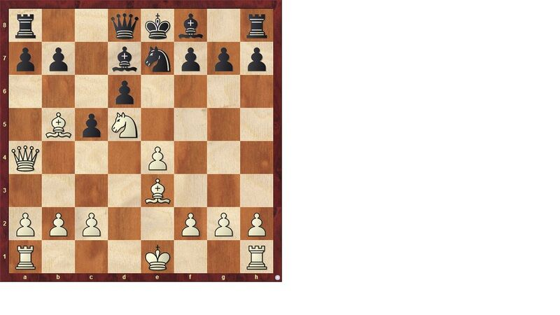 Chess Corner: Forks and pins