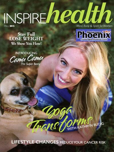 Inspire Health magazine 10.25.15